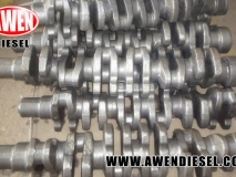 Crankshaft Forging 6BD1T